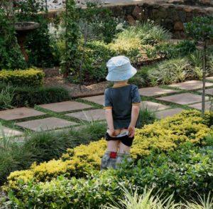 Beau Jardin naturel