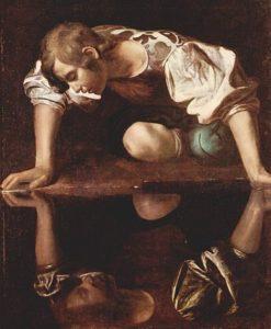 Narcisse caravage